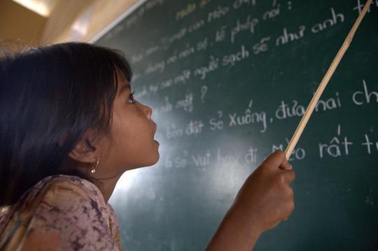 جایزه ۵۰.۰۰۰ دلاری برای «آموزش زنان و دختران»